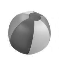 Мяч надувной пляжный 'Trias', серый