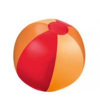 Мяч надувной пляжный 'Trias', красный