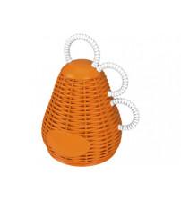 Трещотка 'Caxixi', оранжевый