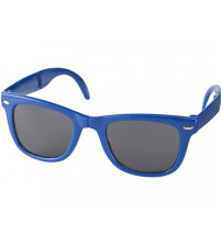 Очки солнцезащитные 'Sun Ray' складные, синий
