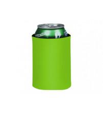 Складной держатель-термос 'Crowdio' для бутылок, лайм