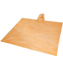 Дождевик в чехле Ziva, оранжевый