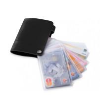 Бумажник 'Valencia', черный