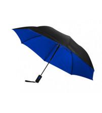 Зонт 'Spark' двухсекционный, 21', синий