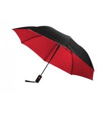 Зонт 'Spark' двухсекционный, 21', красный