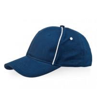 Бейсболка 'Break' 6-ти панельная, темно-синий