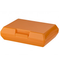 Ланчбокс Oblong, оранжевый