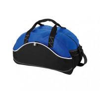Сумка спортивная 'Boomerang', ярко/синий/черный
