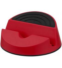 Подставка 'Orso' для медиа устройств, красный