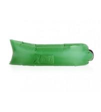 Надувной диван 'Биван', зеленый