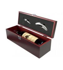 Коробка для вина, пробка для бутылки, штопор