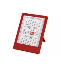 Календарь 'Офисный помощник', красный