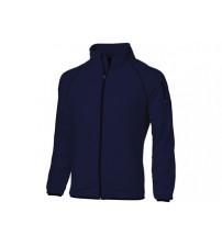 Куртка 'Drop Shot' из микрофлиса мужская, темно-синий