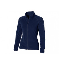 Куртка 'Drop Shot' из микрофлиса женская, темно-синий