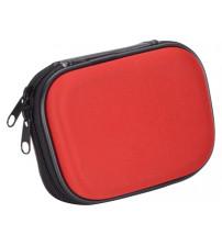 Набор для оказания первой помощи «Аптечка», красный/черный