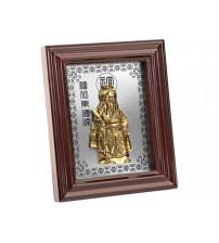 Декоративное панно. Звездный старец Фу-син символизирует большую удачу, которая приносит деньги, то есть процветание и материальное благополучие