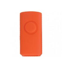 Корпус для флеш-карты, оранжевый