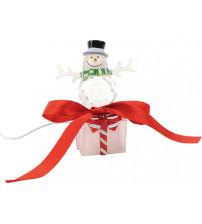 Cветильник «Снеговик». При подключении к USB плавно меняет цвета