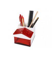 Подставка 'Милый домик', красный
