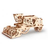 3D-ПАЗЛ UGEARS 'Комбайн'