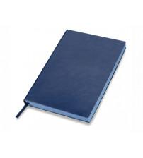 Ежедневник 'Soft Line', синий. Lettertone
