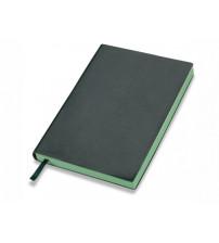Ежедневник 'Soft Line', зеленый. Lettertone