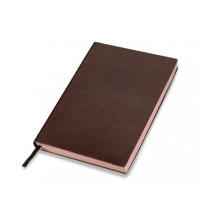 Ежедневник 'Soft Line', коричневый. Lettertone