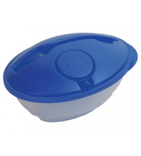 Контейнер для продуктов 'Ланч', синий