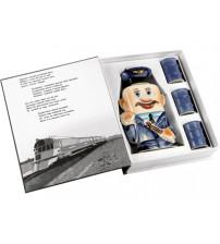 Набор 'Настольная книга железнодорожника'