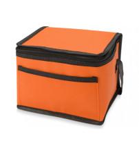 Сумка-холодильник 'Альбертина', оранжевый