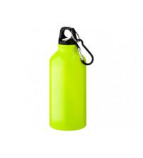 Бутылка 'Oregon' с карабином, неоновый желтый