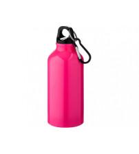 Бутылка 'Oregon' с карабином, неоновый розовый