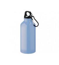 Бутылка 'Oregon' с карабином, светло-синий