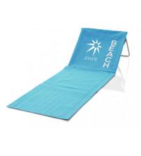 Матрац-сиденье 'Palm' пляжное, голубой