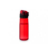Бутылка спортивная 'Capri', красный