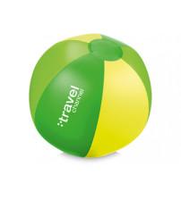 Мяч надувной пляжный 'Trias', зеленый