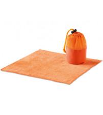 Салфетка 'Diamond' для автомобиля, оранжевый