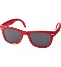Очки солнцезащитные 'Sun Ray' складные, красный