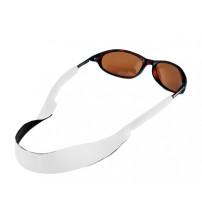 Шнурок для солнцезащитных очков 'Tropics', белый/черный