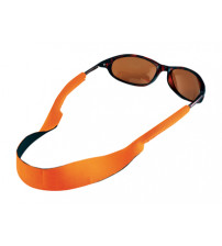 Шнурок для солнцезащитных очков 'Tropics', оранжевый/черный