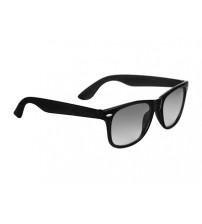 Очки солнцезащитные 'Sun Ray' с прозрачными линзами, черный