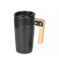 Керамическая чашка 'Grotto', черный