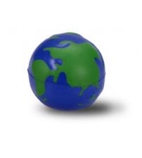 Антистресс в форме глобуса