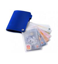 Бумажник 'Valencia', ярко-синий