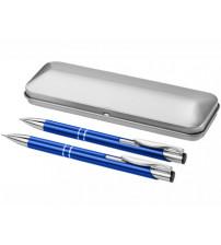Набор 'Dublin': ручка шариковая, карандаш механический, ярко-синий