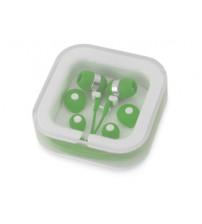 Наушники супер легкие 'Sargas', зеленый