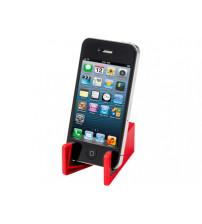 Подставка для мобильного телефона 'Slim', красный
