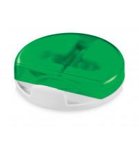 Наушники 'Storm' с подставкой для смартфона, зеленый