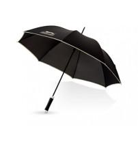 Зонт трость 'Айвенго', полуавтомат 23', черный