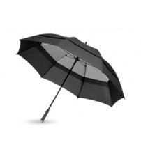 Зонт трость 'Cardiff', механический 30', черный